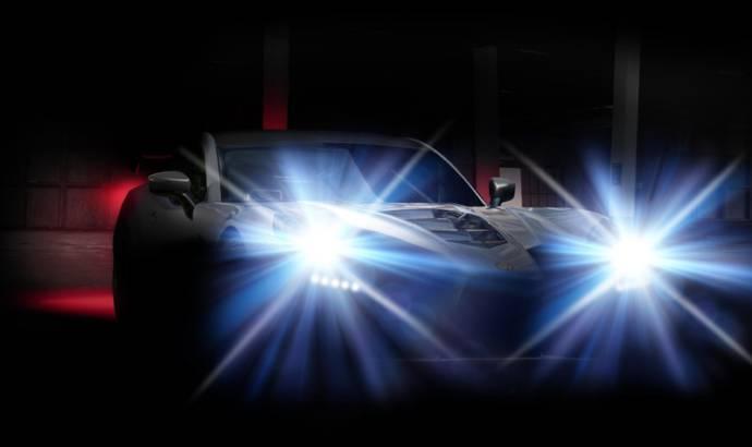 Ginetta announces new supercar