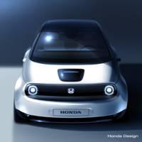 Honda to unveil an electric vehicle at Geneva Motor Show
