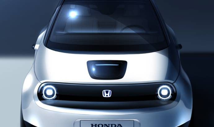 Honda to unveil an electric vehicle at Geneva Motor Show