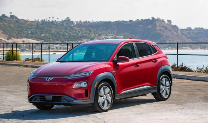 Hyundai Kona Electric US pricing announced
