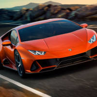 Lamborghini Huracan Evo is here - more power and all-wheel steering