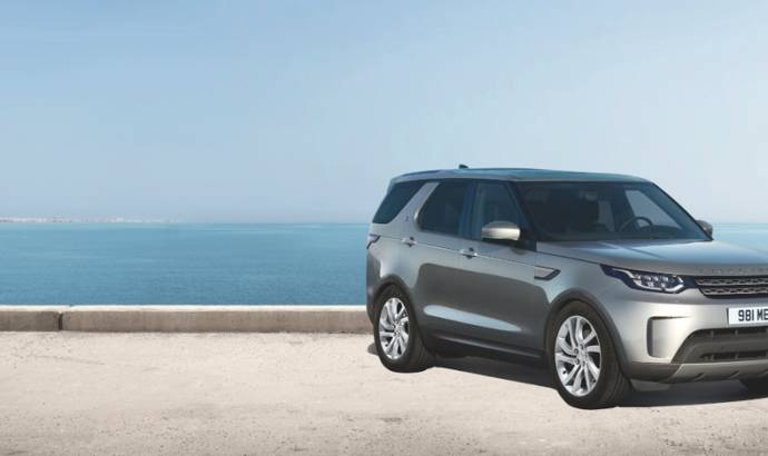 Land Rover Discovery Anniversary Edition available in UK