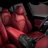 Maserati Levante is available in a special edition called Vulcano