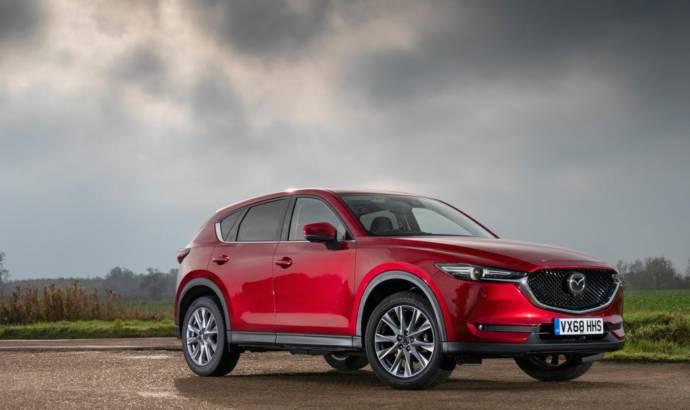 Mazda CX-5 GT Sport Nav+ launched in UK