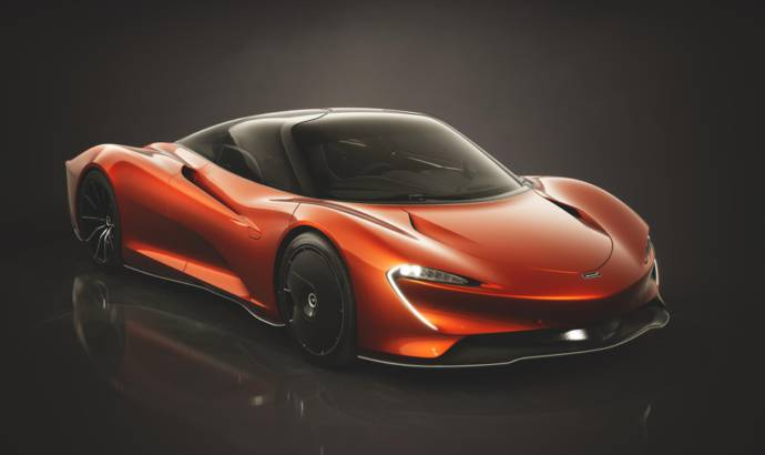 McLaren Speedtail customisation programs launched