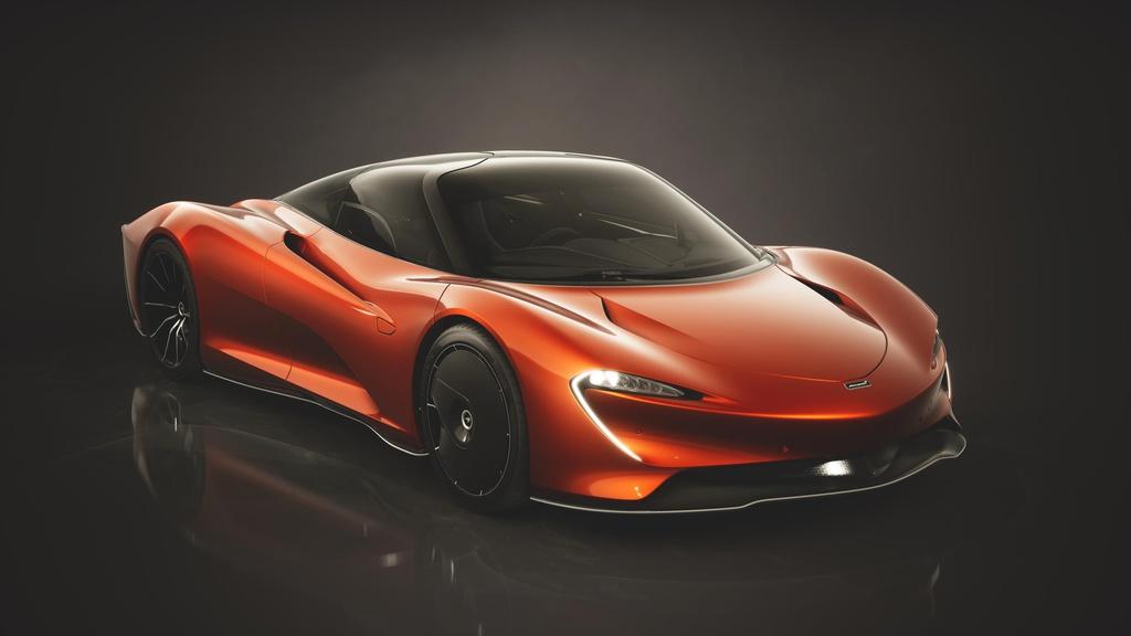 McLaren Speedtail customisation programs launched