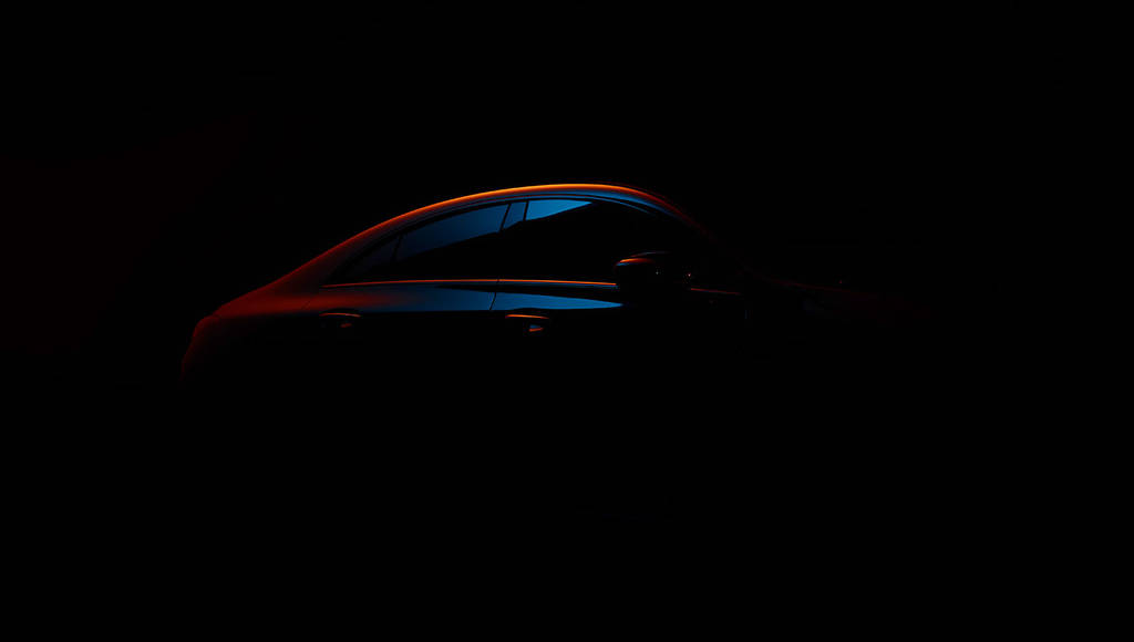 Mercedes-Benz CLA Edition 1 - new teaser video