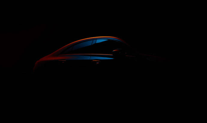 Mercedes-Benz CLA Edition 1 - new teaser video
