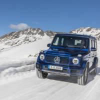 Mercedes-Benz G 350d UK pricing announced
