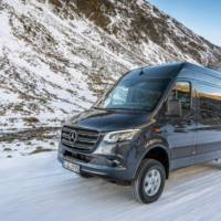 Mercedes-Benz Sprinter AWD UK pricing announced