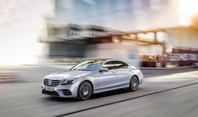 Mercedes announced record sales in 2018