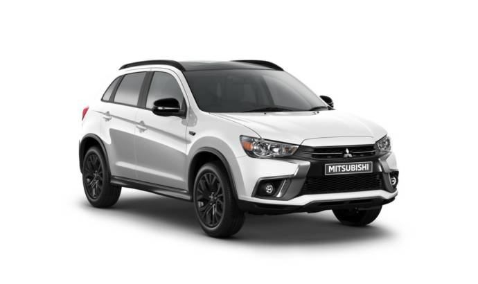 Mitsubishi Black Edition launched in UK