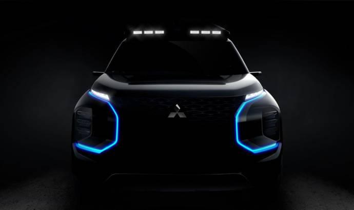 Mitsubishi Engelberg Tourer Concept to debut in Geneva