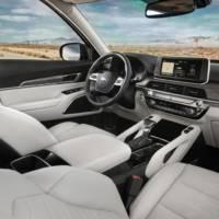 New Kia Telluride unveiled