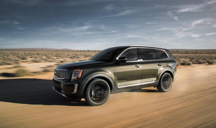 New Kia Telluride unveiled