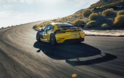 New Porsche 718 Cayman GT4 Clubsport launched