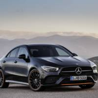 New generation Mercedes CLA unveiled