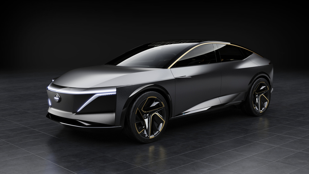Nissan IMs concept unveiled in Detroit