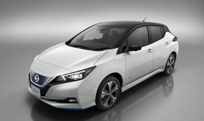 Nissan Leaf 3.zero and Leaf 3.Zero e+ Limited Edition launched