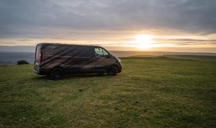 Nissan NV300 Concept-van unveiled
