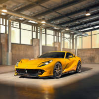 Novitec Ferrari 812 Superfast launched