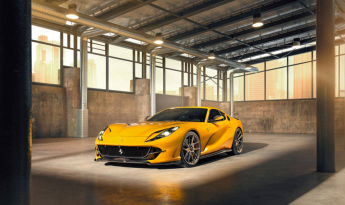 Novitec Ferrari 812 Superfast launched