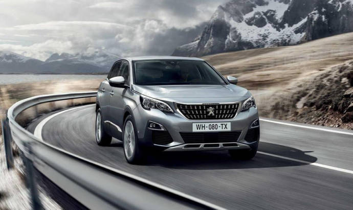 Peugeot 3008 is the most produced car in France in 2018
