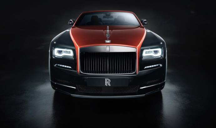 Rolls Royce Bespoke division, impressive growth in 2018