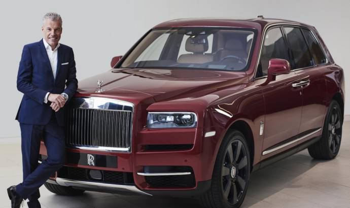 Rolls Royce reached record sales in 2018
