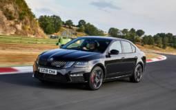 Skoda Octavia vRS Challenge launched in UK