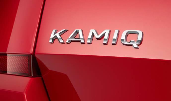 Skoda third SUV will be named Kamiq