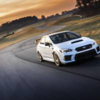 Subaru STI division launches the STI 209 limited edition
