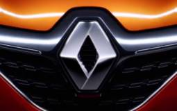This is the first teaser of the new 2019 Renault Clio