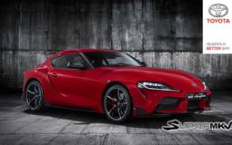 Toyota Supra - new video teaser
