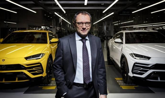 Urus helps Lamborghini achieve historic sales in 2018