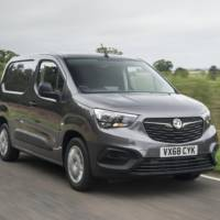 Vauxhall Combo reached 4000 orders in UK