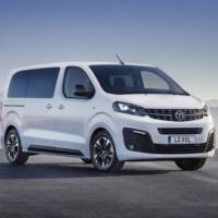 Vauxhall Vivaro Life launched in UK