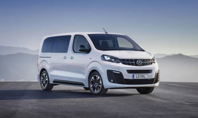 Vauxhall Vivaro Life launched in UK