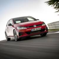 Volkswagen Golf GTI TCR introduced