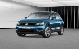 Volkswagen Tiguan Match and R-Line Tech introduced in UK