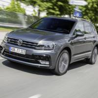 Volkswagen Tiguan reached 5 million units produced