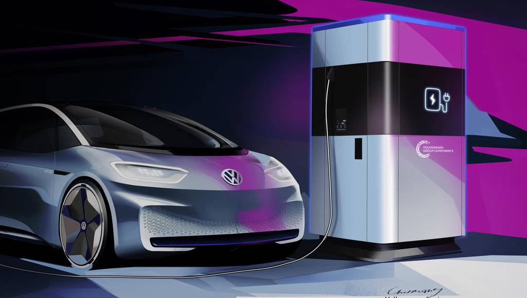 Volkswagen mobile charging stations launched