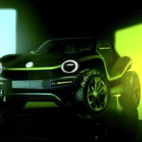 Volkswagen to reveal an electric buggy