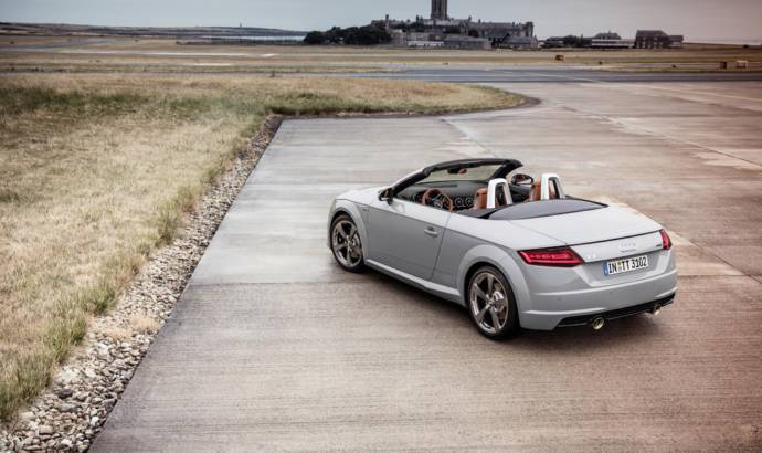 Audi TT 20th Anniversary Edition launched in US