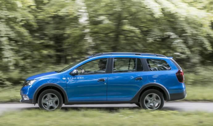 Dacia Sandero, Logan MCV and Logan MCV Stepway get new dCi engine