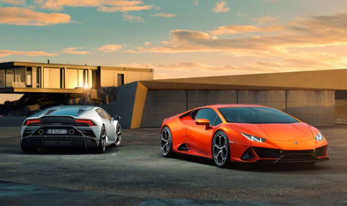 Lamborghini Huracan Evo is here - more power and all-wheel steering