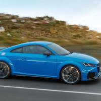 2019 Audi TT RS launched in UK