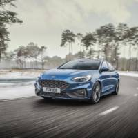 2019 Ford Focus ST unveiled