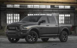 2019 Ram 1500 Warlock introduced