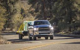 2019 Ram Heavy Duty pickups and Chassis Cab trucks available